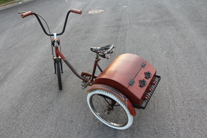 3 Wheel Mini Bike : Streamliner with wheels mini bikes pinterest