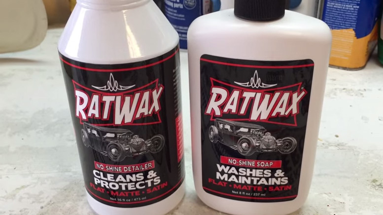 OUR REVIEW OF RAT WAX
