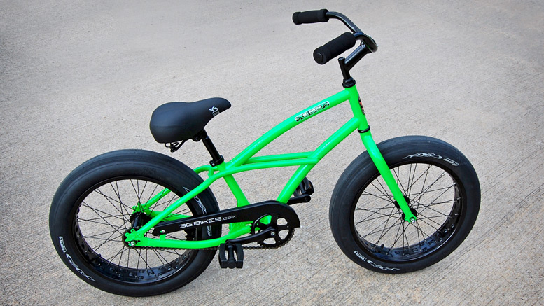 NEW 3G RUDY BBW 20″ FAT CRUISER