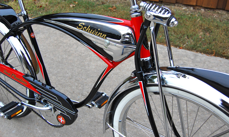 1995 Schwinn Black Phantom