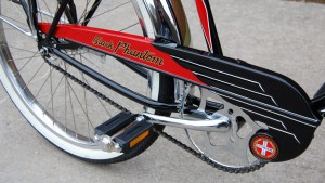 THE 1995 SCHWINN BLACK PHANTOM