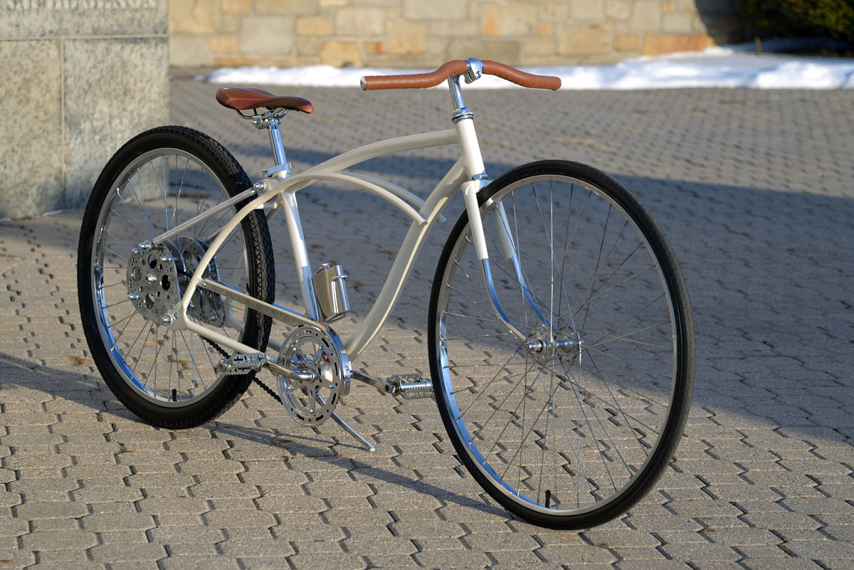 Warren - Custom Huffy Bicycle