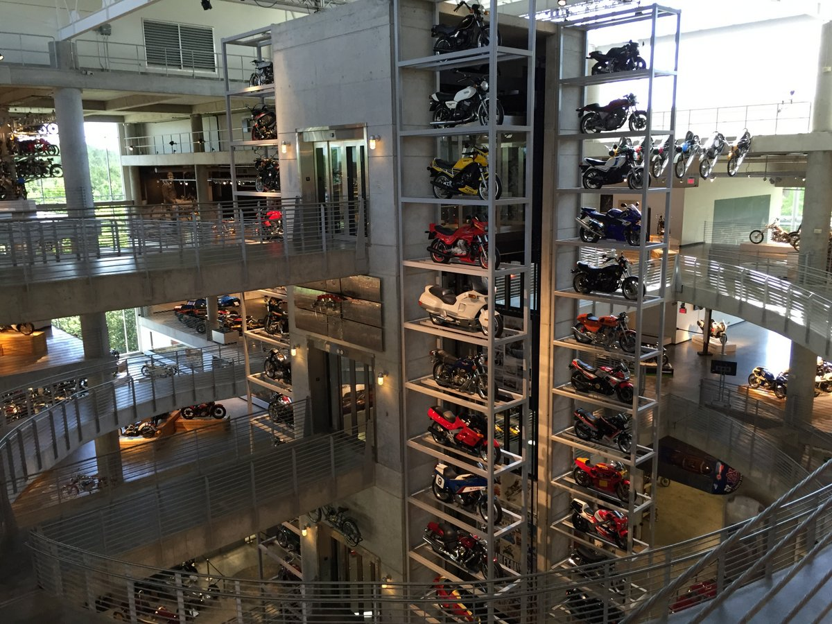 A Trip To The Barber Vintage Motorsports Museum Aka