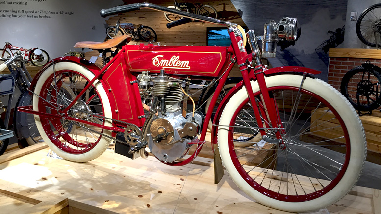 A TRIP TO THE BARBER VINTAGE MOTORSPORTS MUSEUM – AKA HEAVEN ON EARTH!