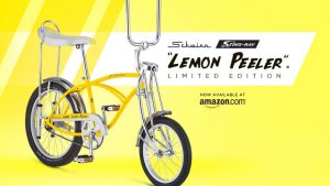 2017 SCHWINN LEMON PEELER HITS AMAZON