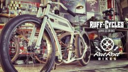 Ruff Cycles Sponsors Rat Rod Bikes