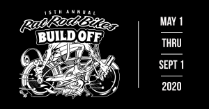 15th Annual Rat Rod Bikes Build Off